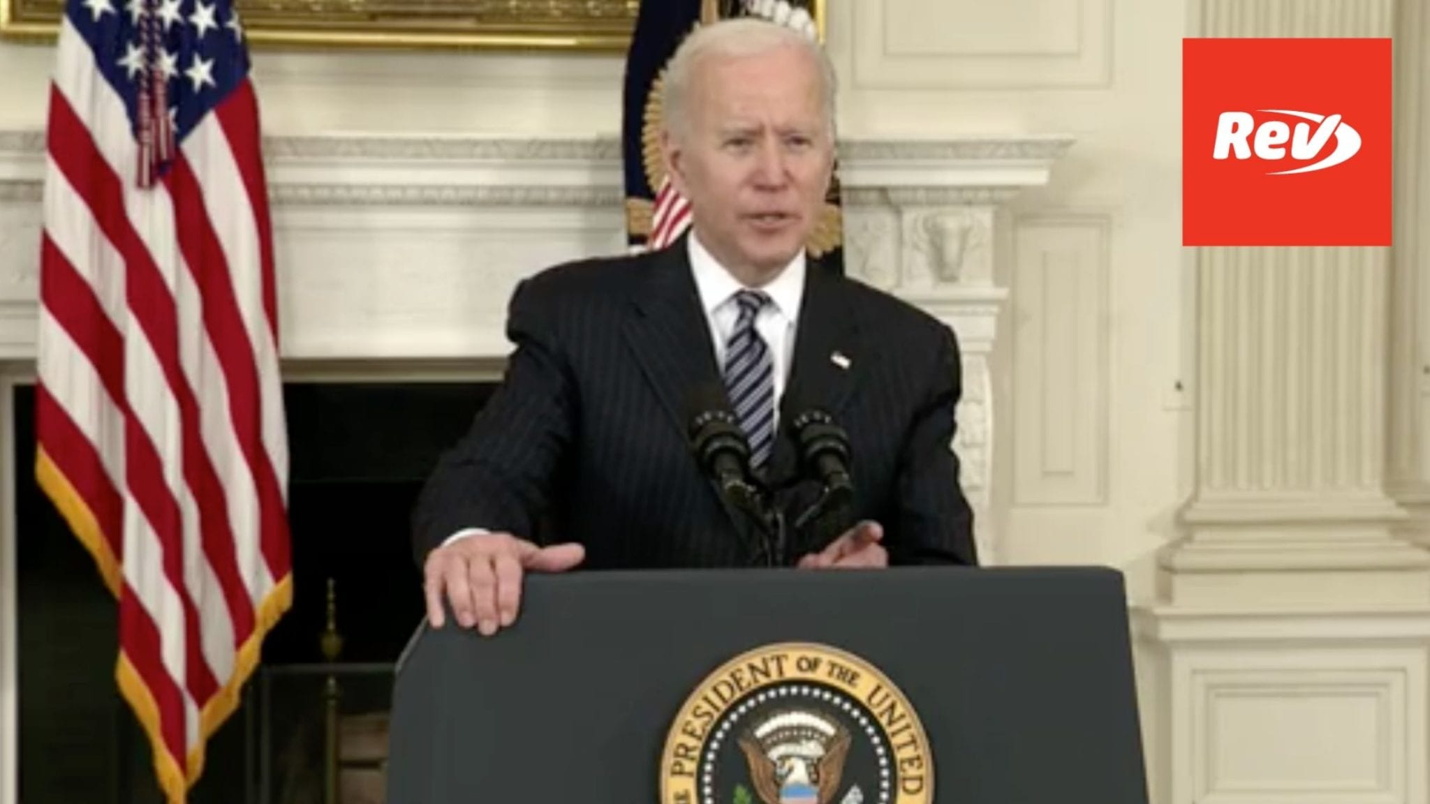 Joe Biden Speech on State of Vaccine Rollout Transcript April 6