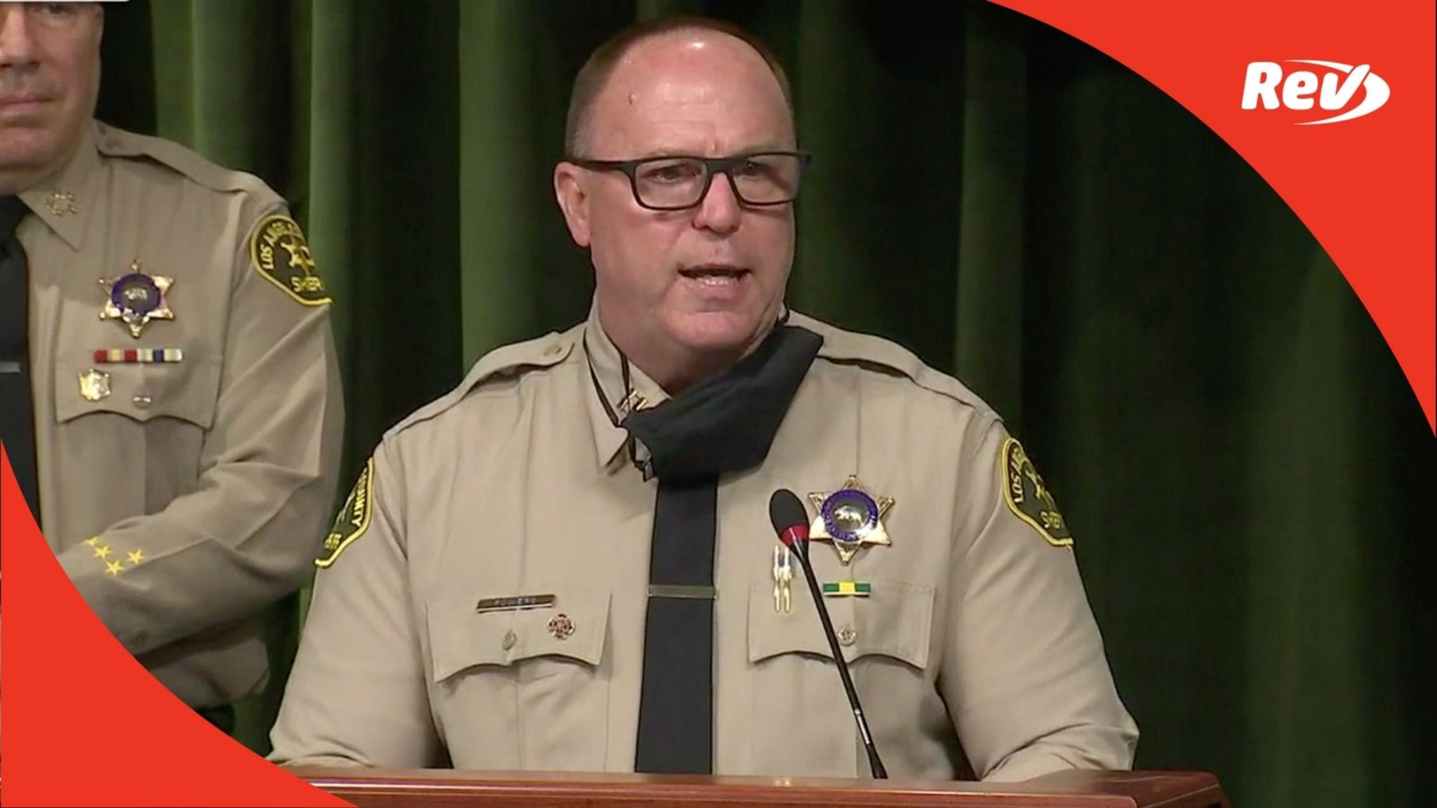L.A. County Sheriff Press Conference Update on Tiger Woods Car Accident Transcript April 7