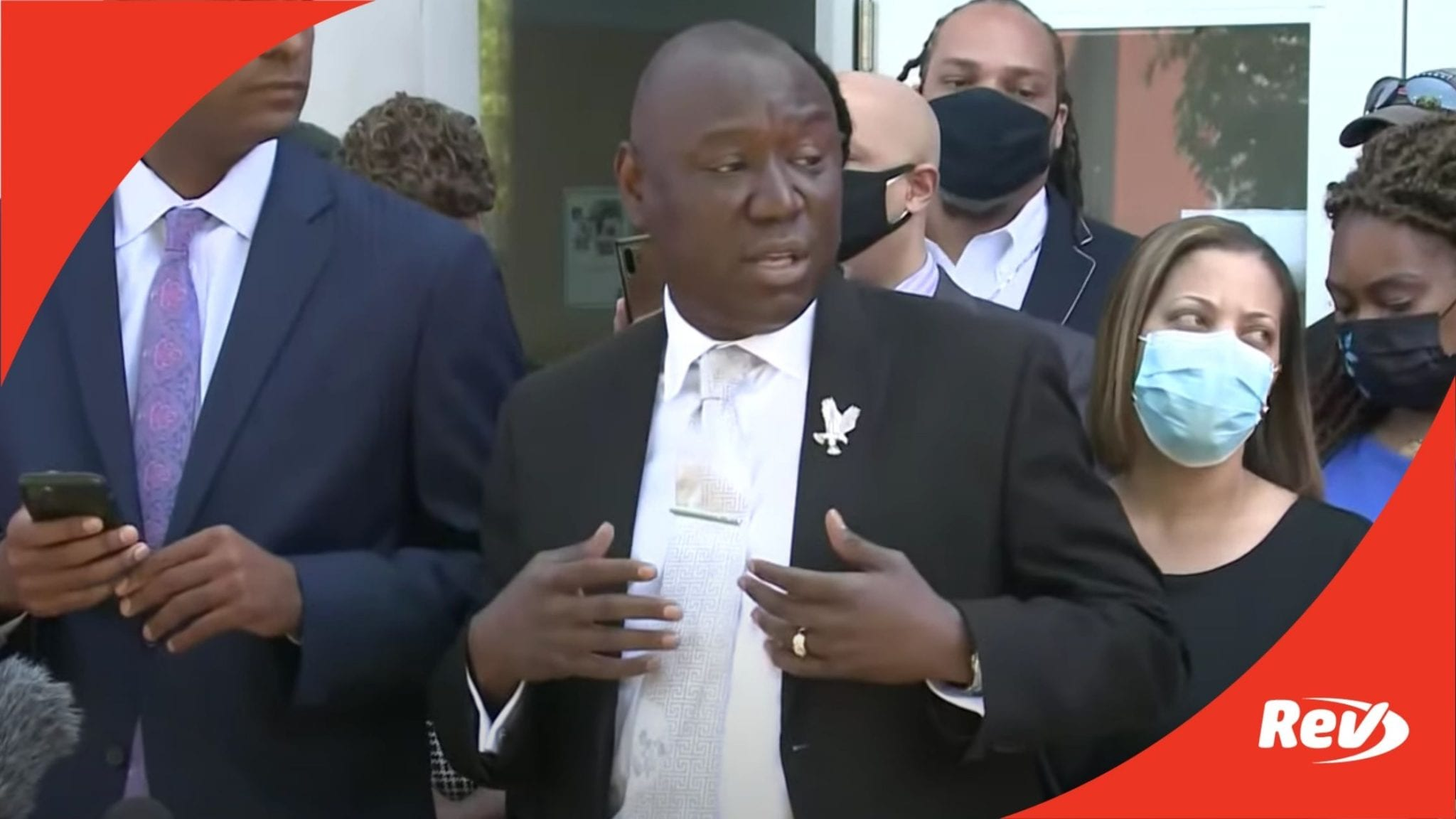 Ben Crump, Family of Andrew Brown Press Conference on Body Camera Footage Transcript April 26