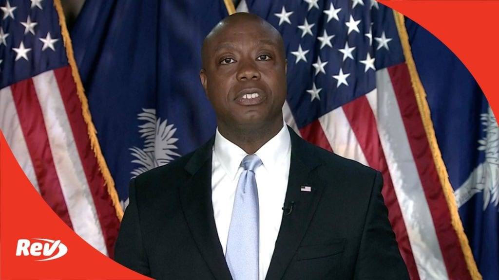 Senator Tim Scott Delivers Republican Response to Biden's Address Speech Transcript