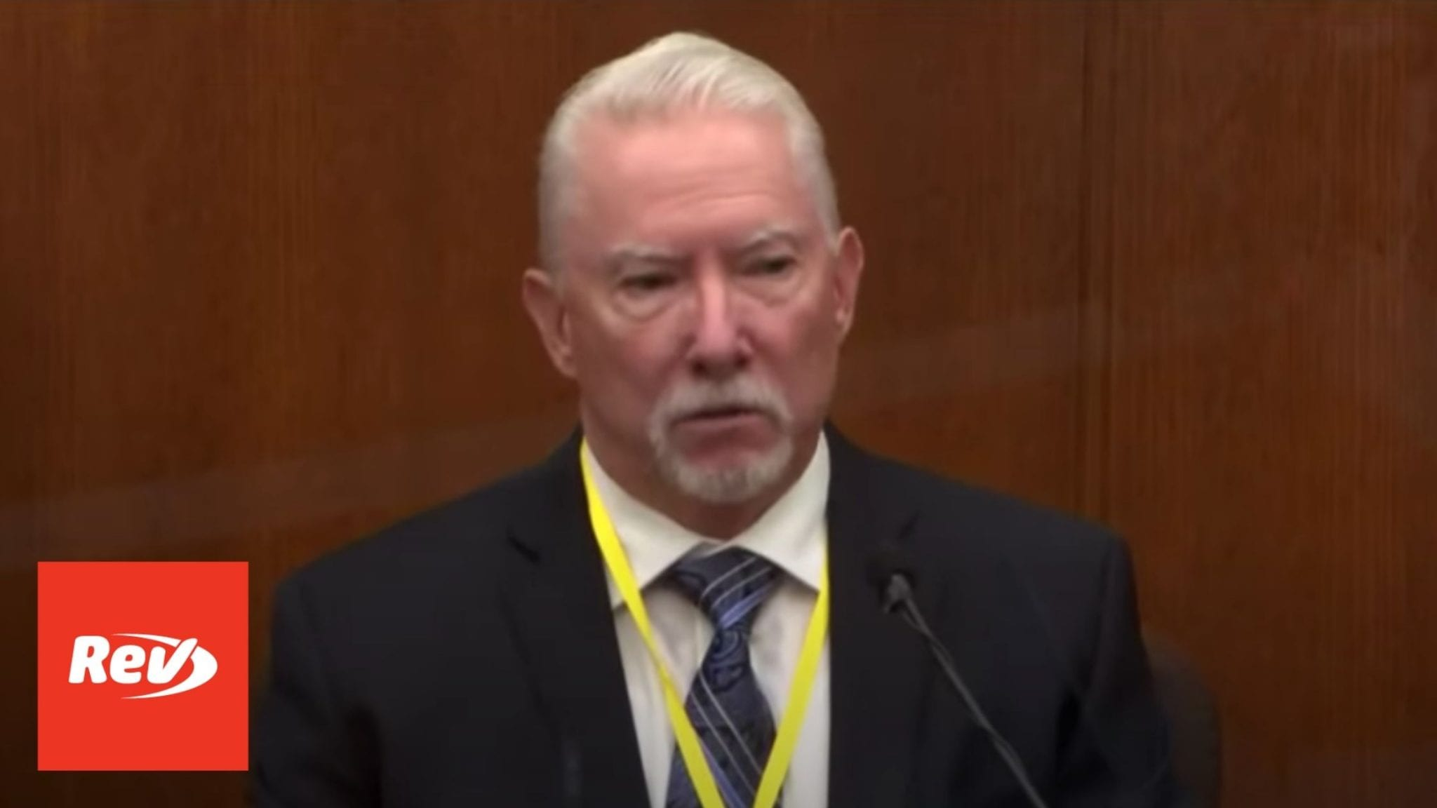 """Defense Use-of-Force Witness Testimony Derek Chauvin Trial Transcript: Chauvin """"Justified"""" in Interaction with George Floyd"""