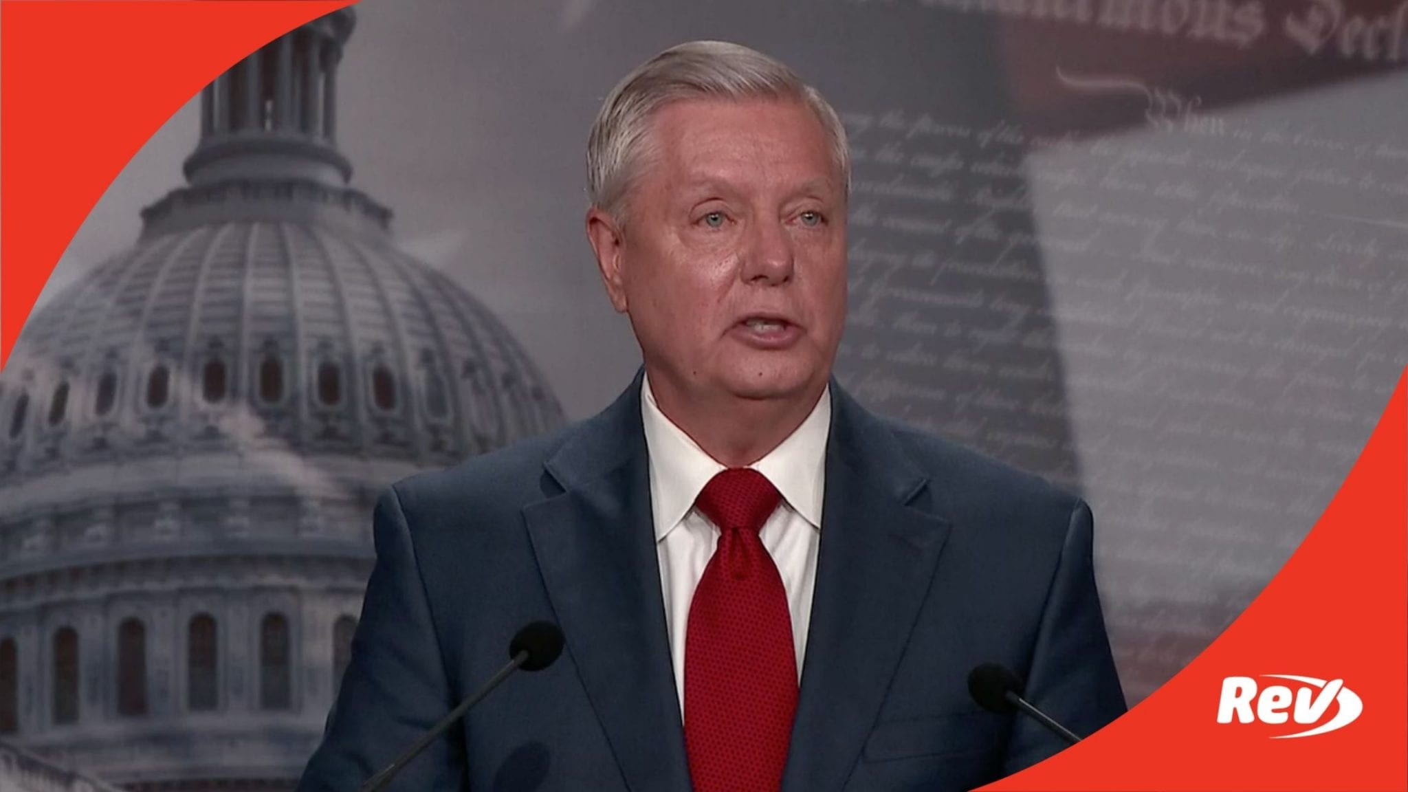 Lindsey Graham Press Conference on Withdrawal of Troops From Afghanistan Transcript April 14