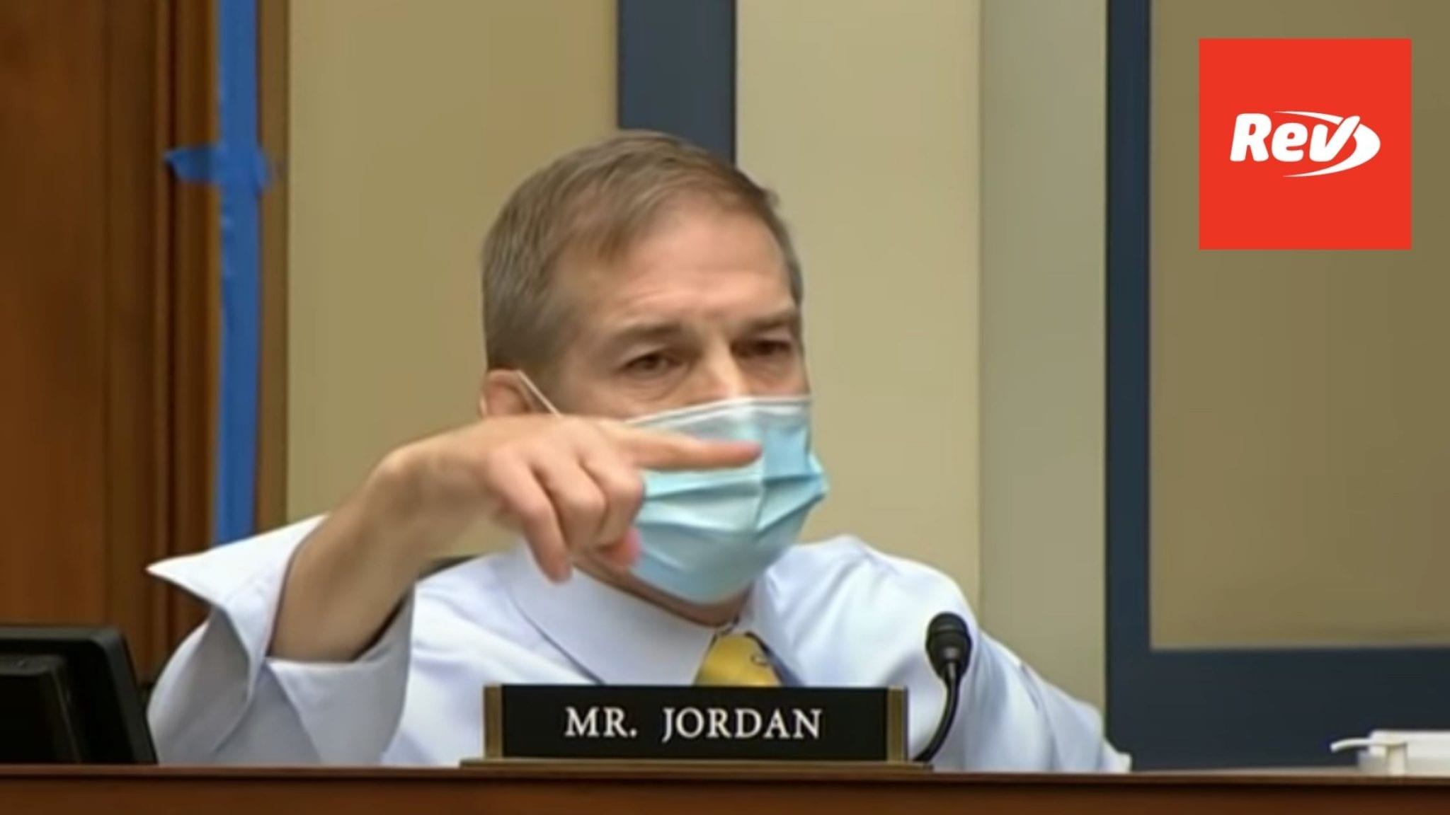 "Maxine Waters Tells Jim Jordan ""Shut Your Mouth"" During House Hearing Transcript April 15"