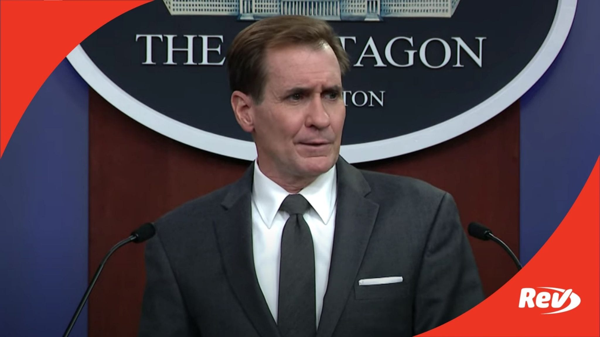 Pentagon Press Secretary John Kirby Press Briefing Transcript April 5