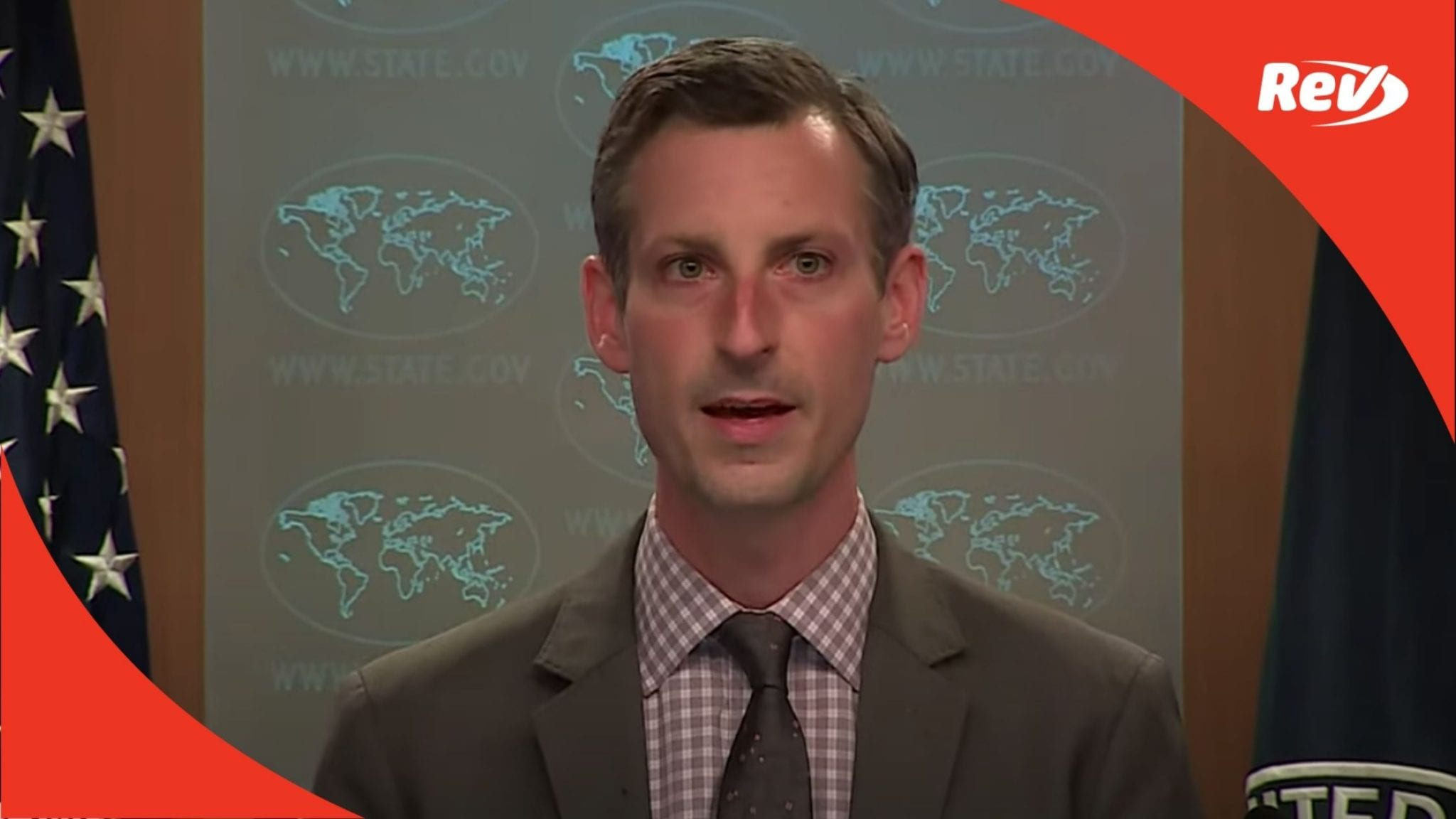 State Department Ned Price Press Conference Transcript April 1