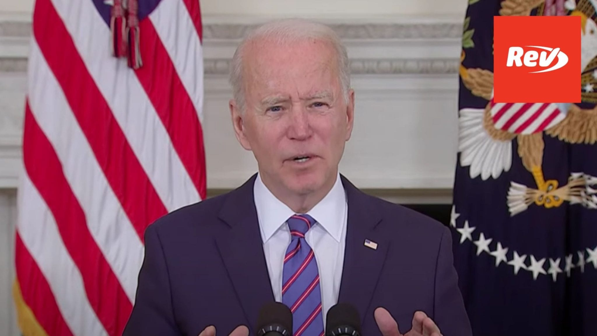 Joe Biden Speech on March Jobs Gain Report Transcript April 2