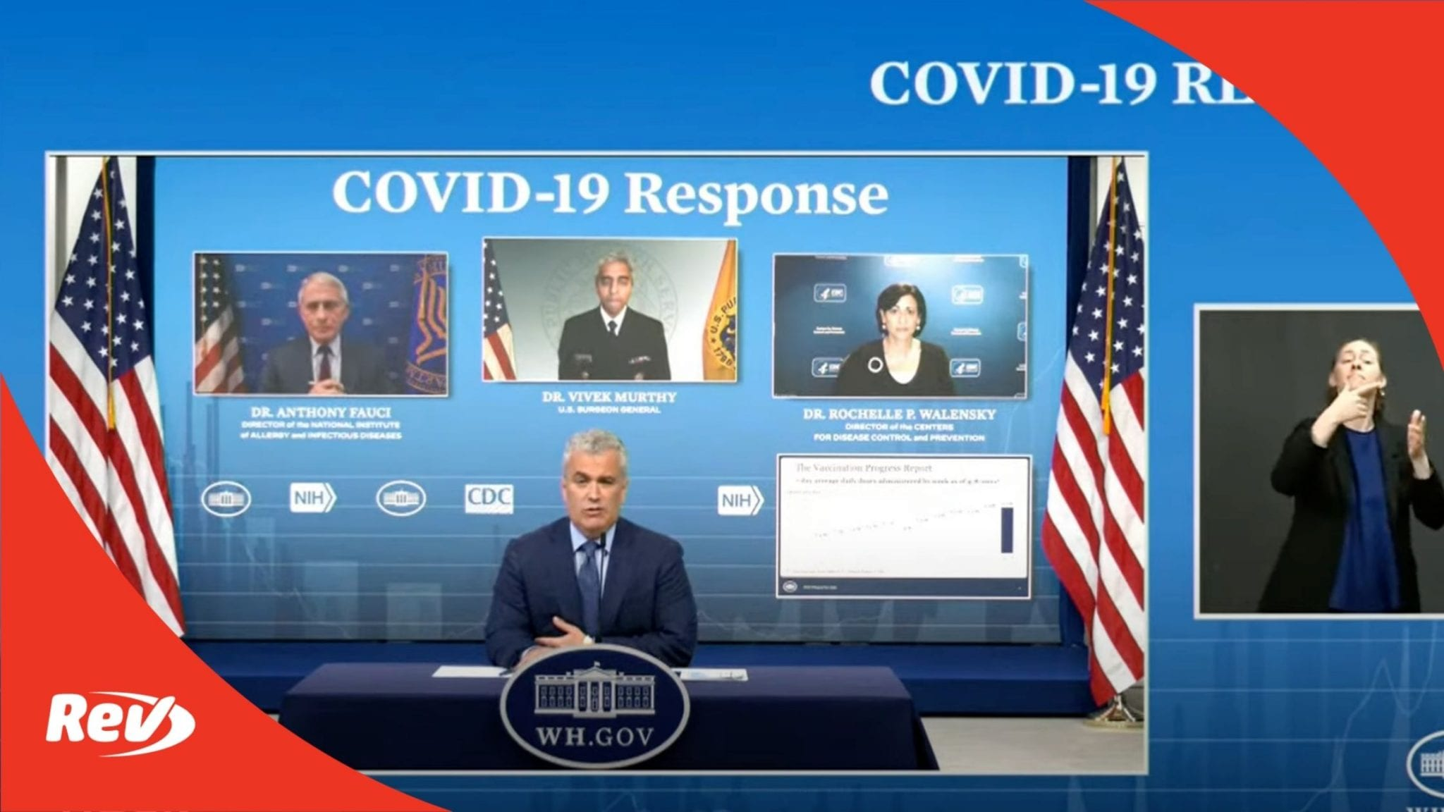 White House COVID-19 Task Force Briefing April 9
