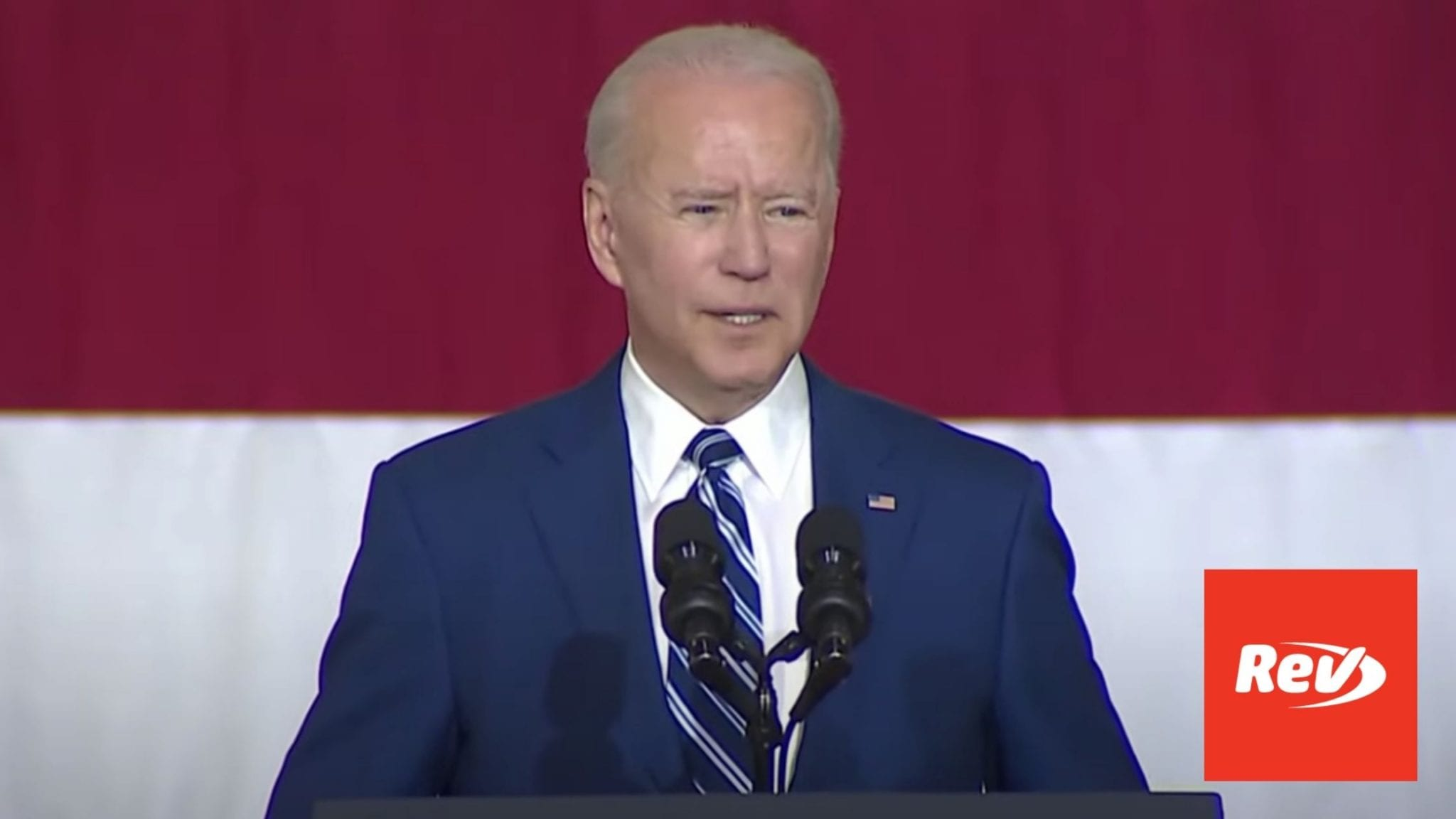 Joe Biden & Jill Biden Memorial Day Weekend Speech Transcript Hampton, Virginia