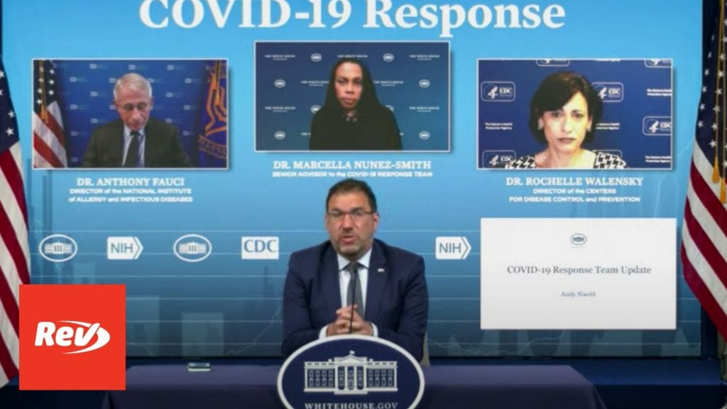 White House COVID-19 Task Force, Dr. Fauci Press Conference Transcript May 18