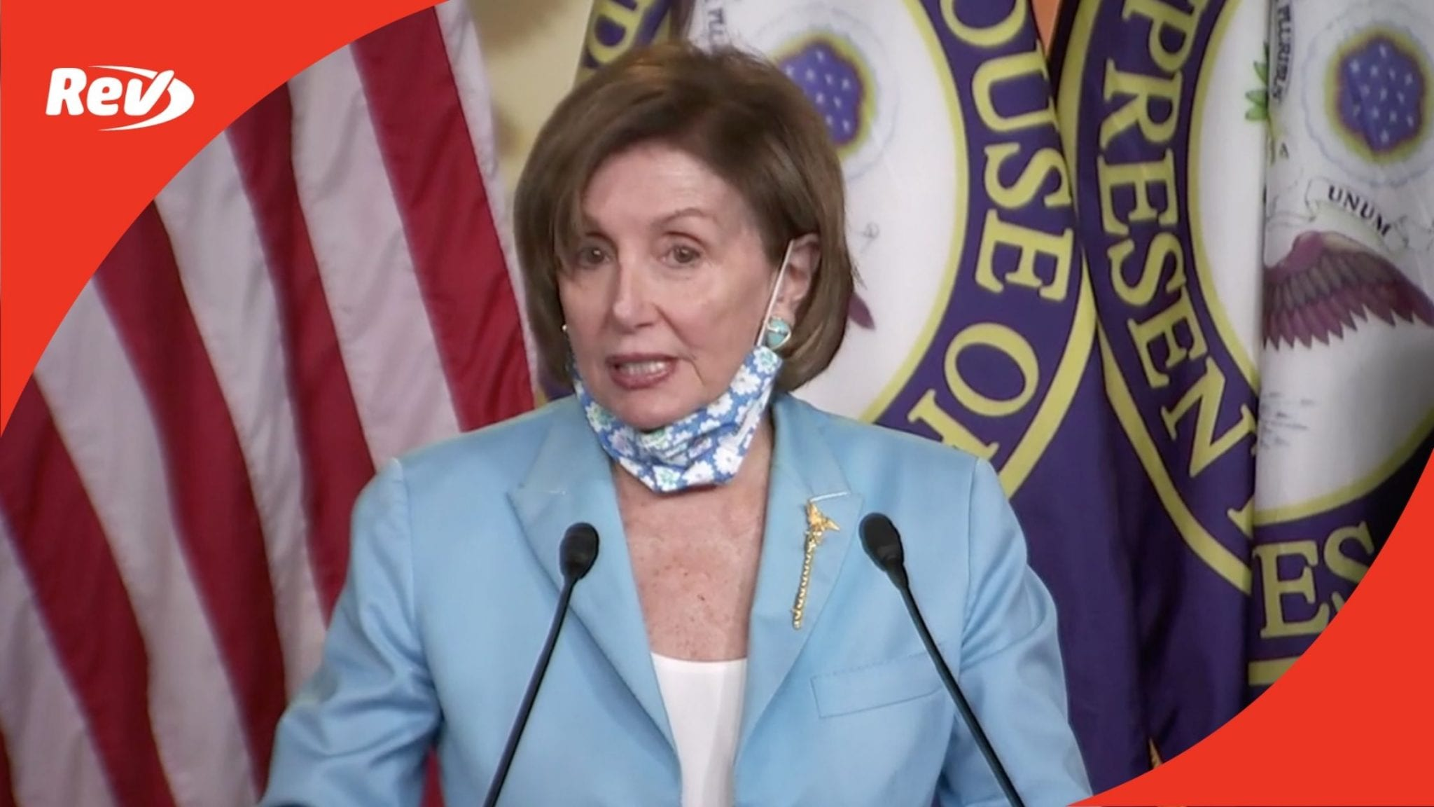 House Speaker Nancy Pelosi January 6 Commission Press Conference Transcript May 19