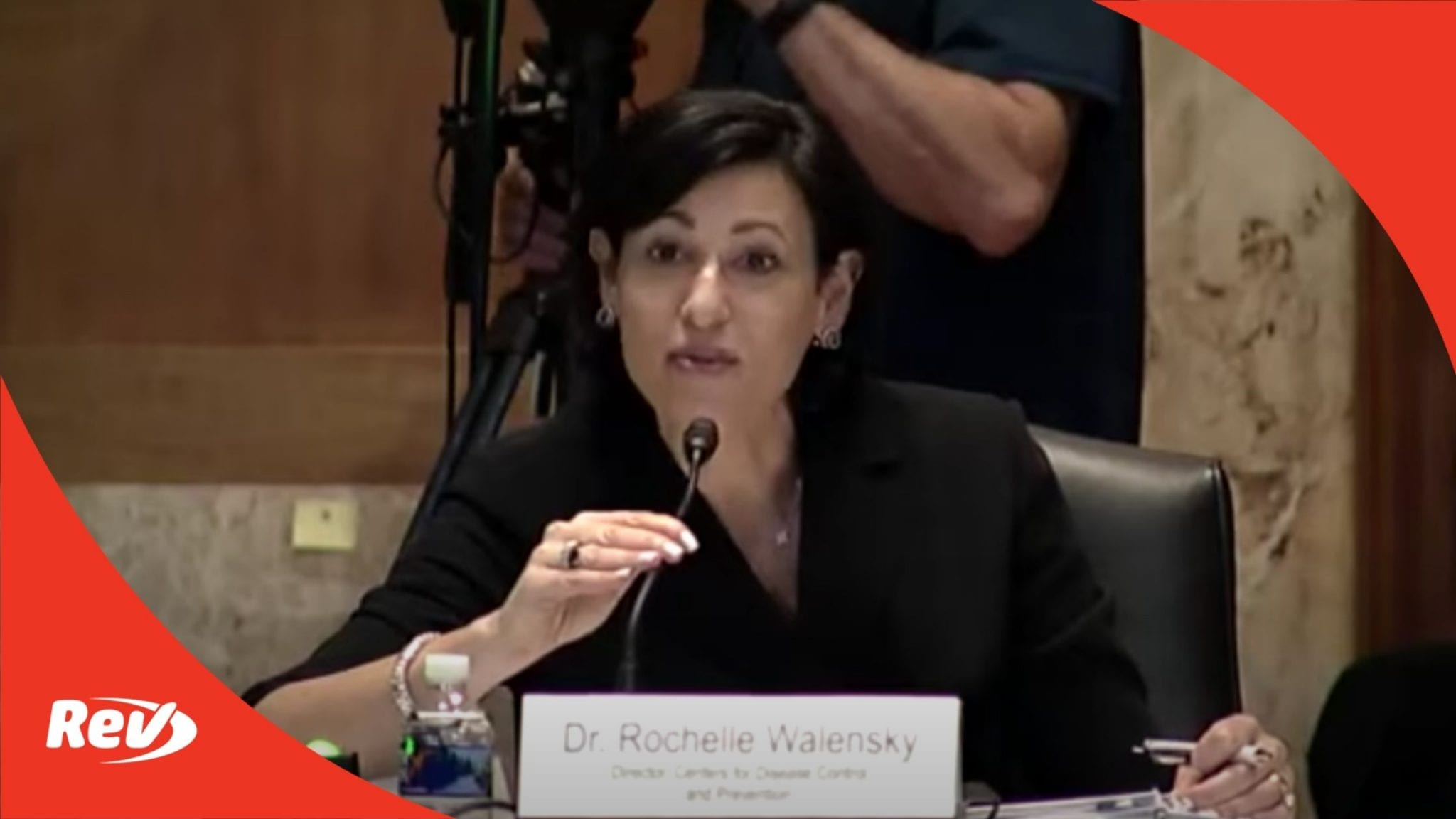 "CDC Director Rochelle Walensky Speech Transcript: Public Health Emergencies ""Here to Stay"""