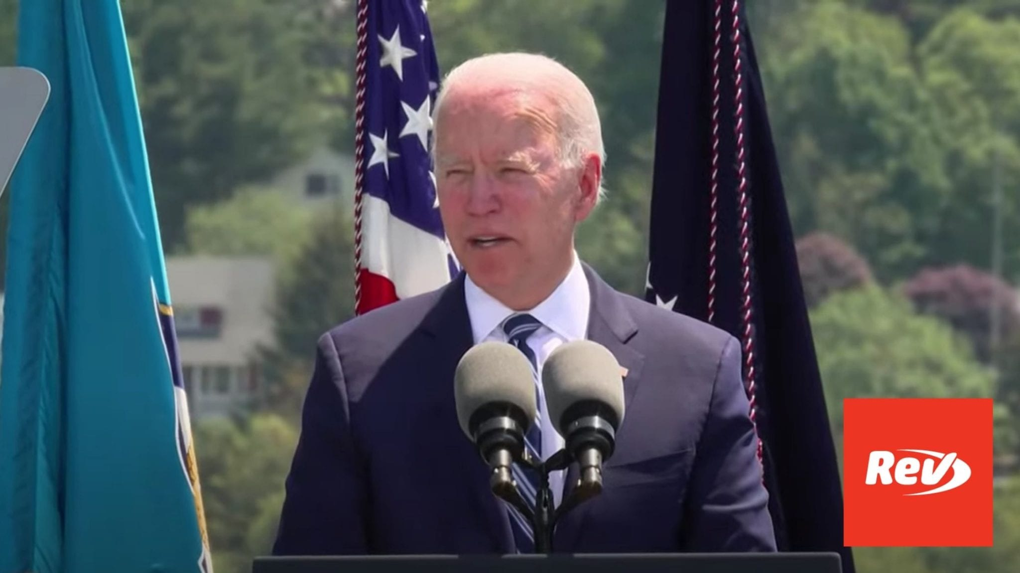 Joe Biden Coast Guard Keynote Address Speech Transcript May 19