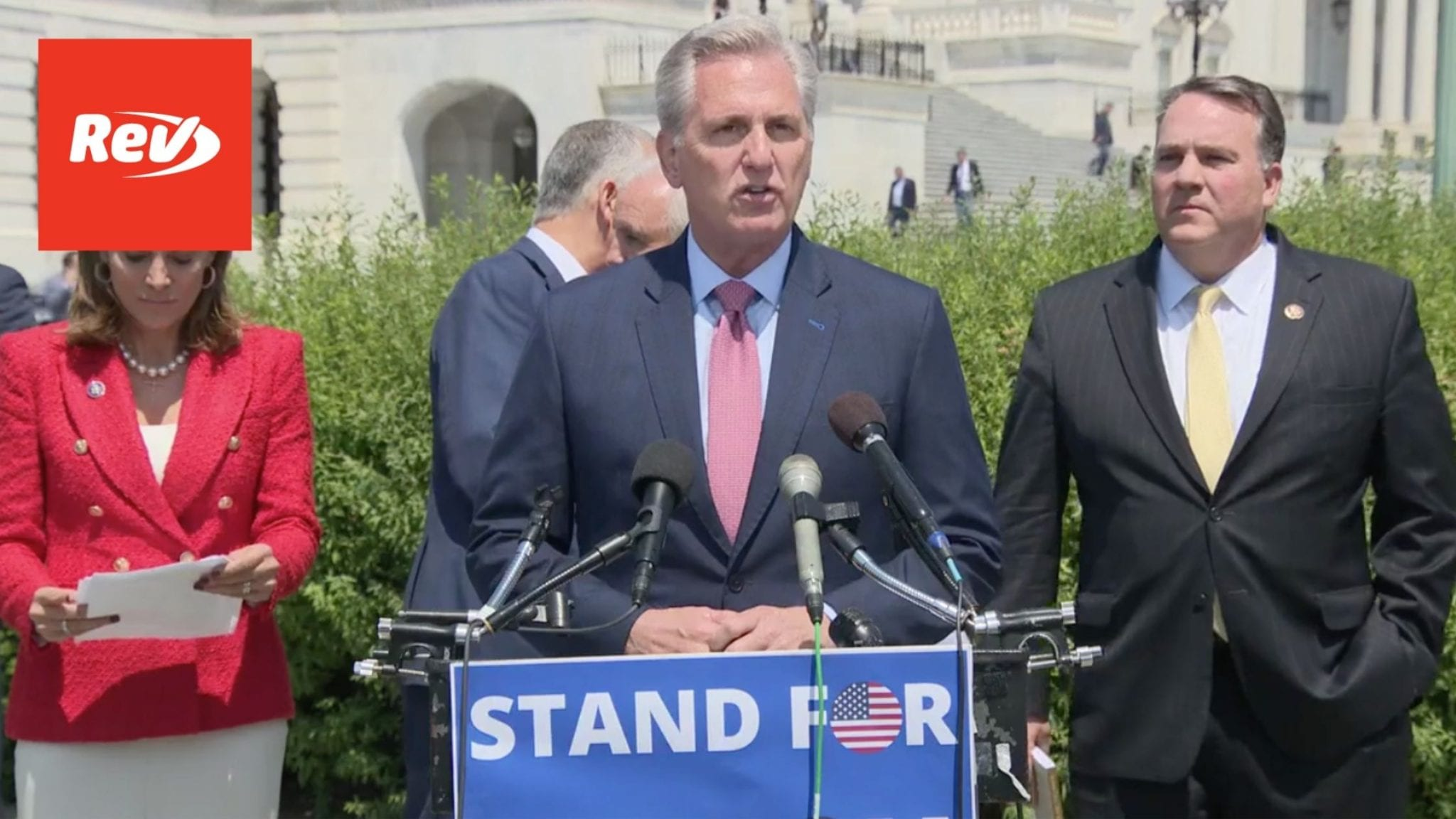 House Minority Leader Kevin McCarthy Press Conference Transcript May 20