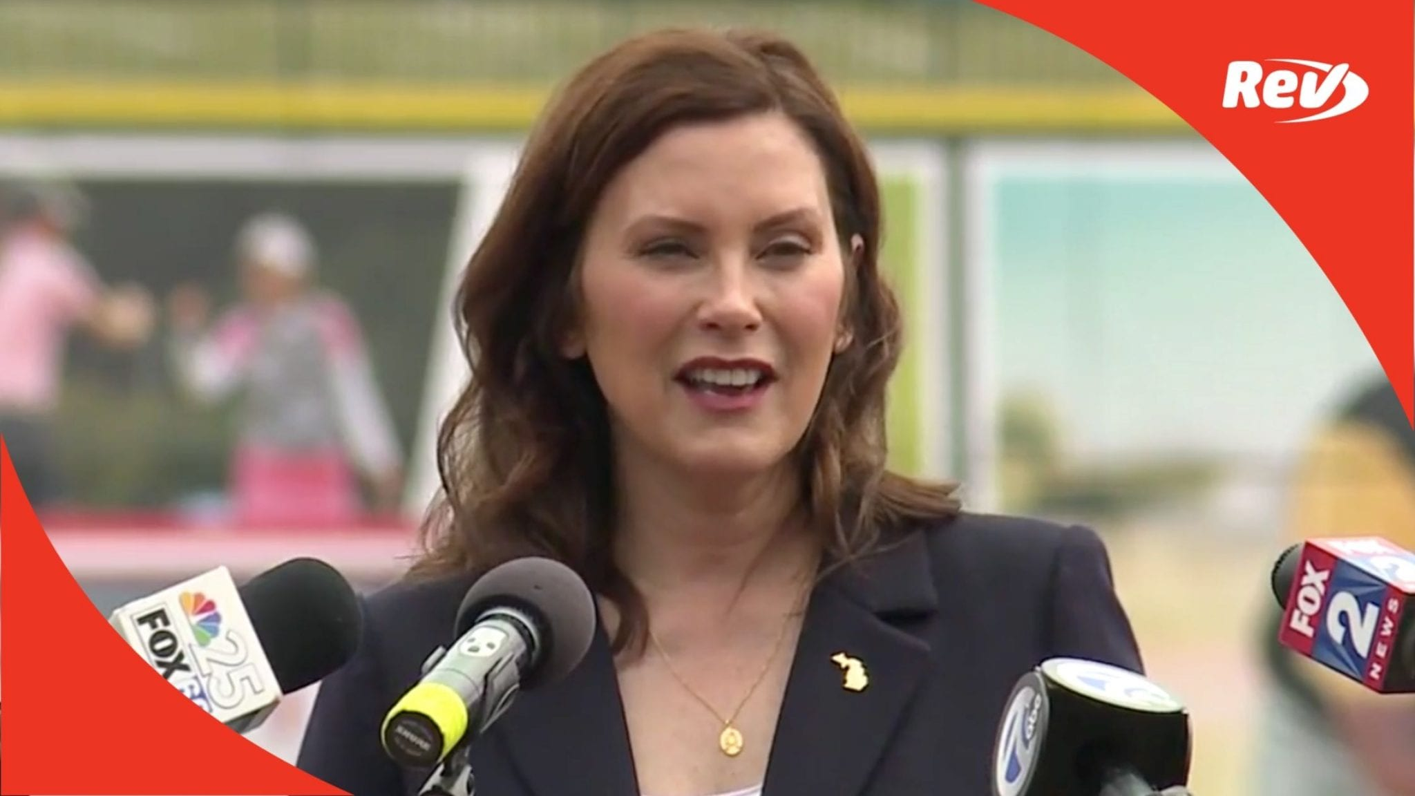 Michigan Gov. Gretchen Whitmer Press Conference Transcript May 20: Mask Order to be Lifted July 1