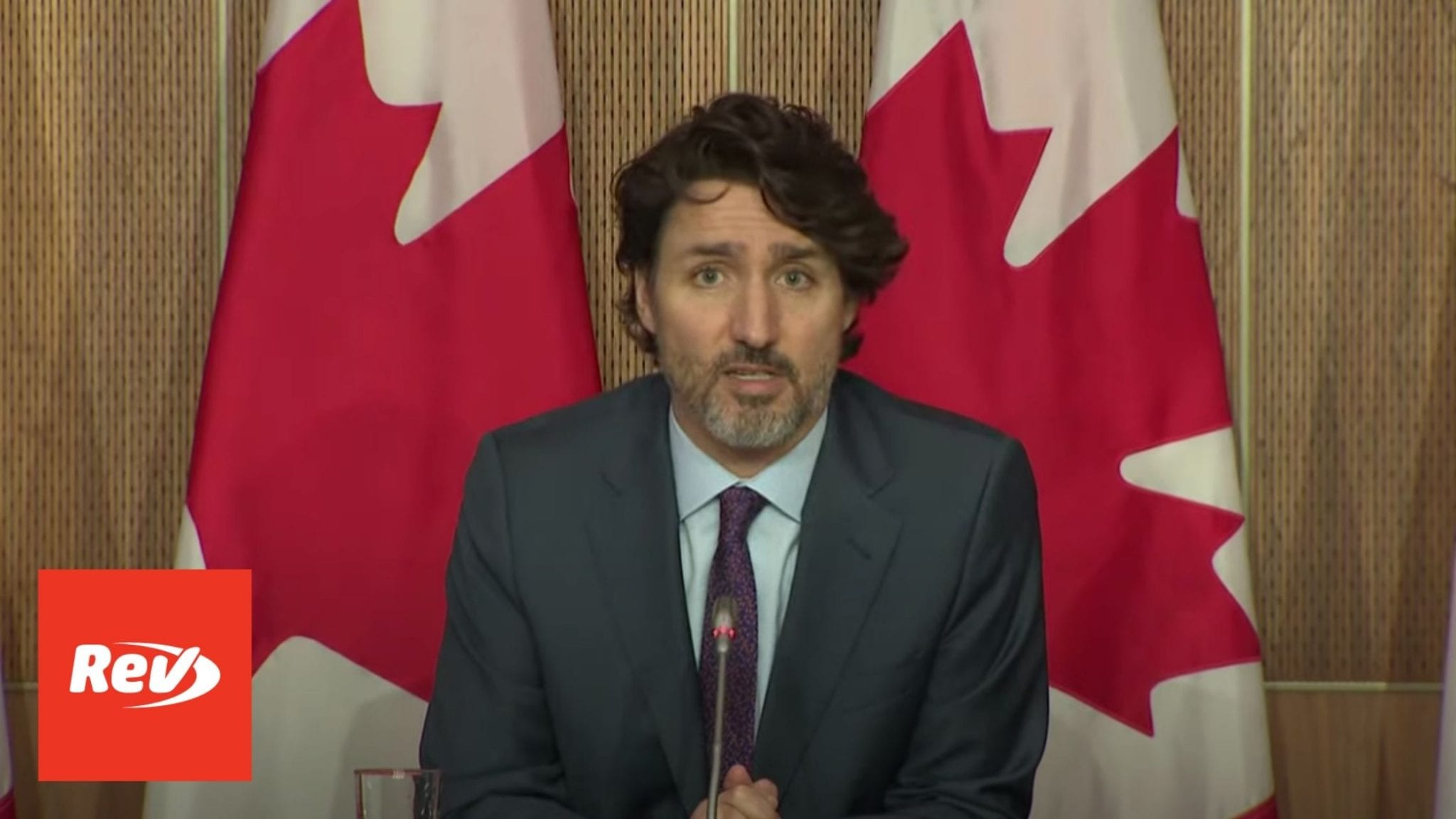Justin Trudeau Canada COVID-19 Press Conference Transcript May 4