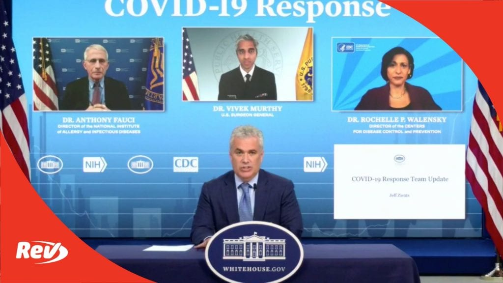 White House COVID-19 Task Force, Dr. Fauci Press Conference Transcript May 7