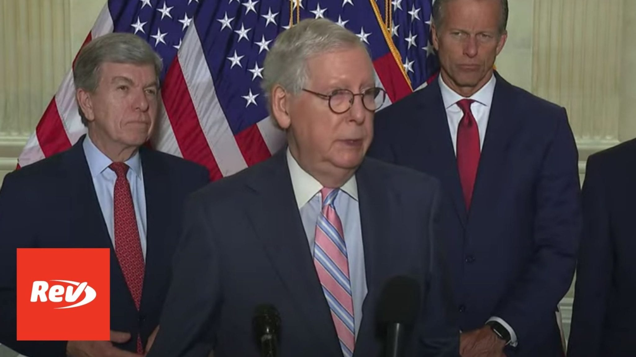 Mitch McConnell, Senate GOP Leadership Press Conference Transcript May 25