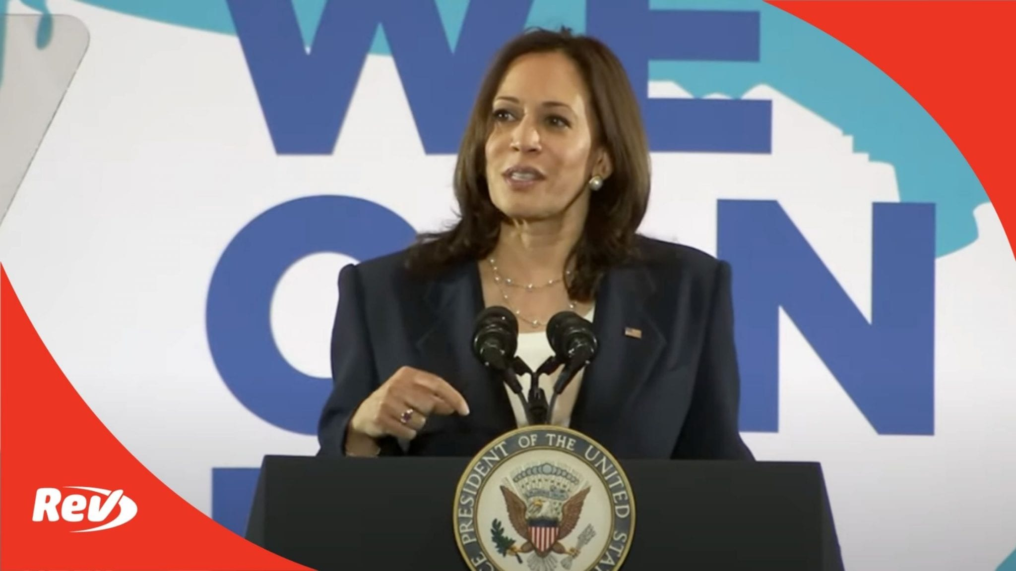 Kamala Harris speech on mobilizing more people to get vaccinated