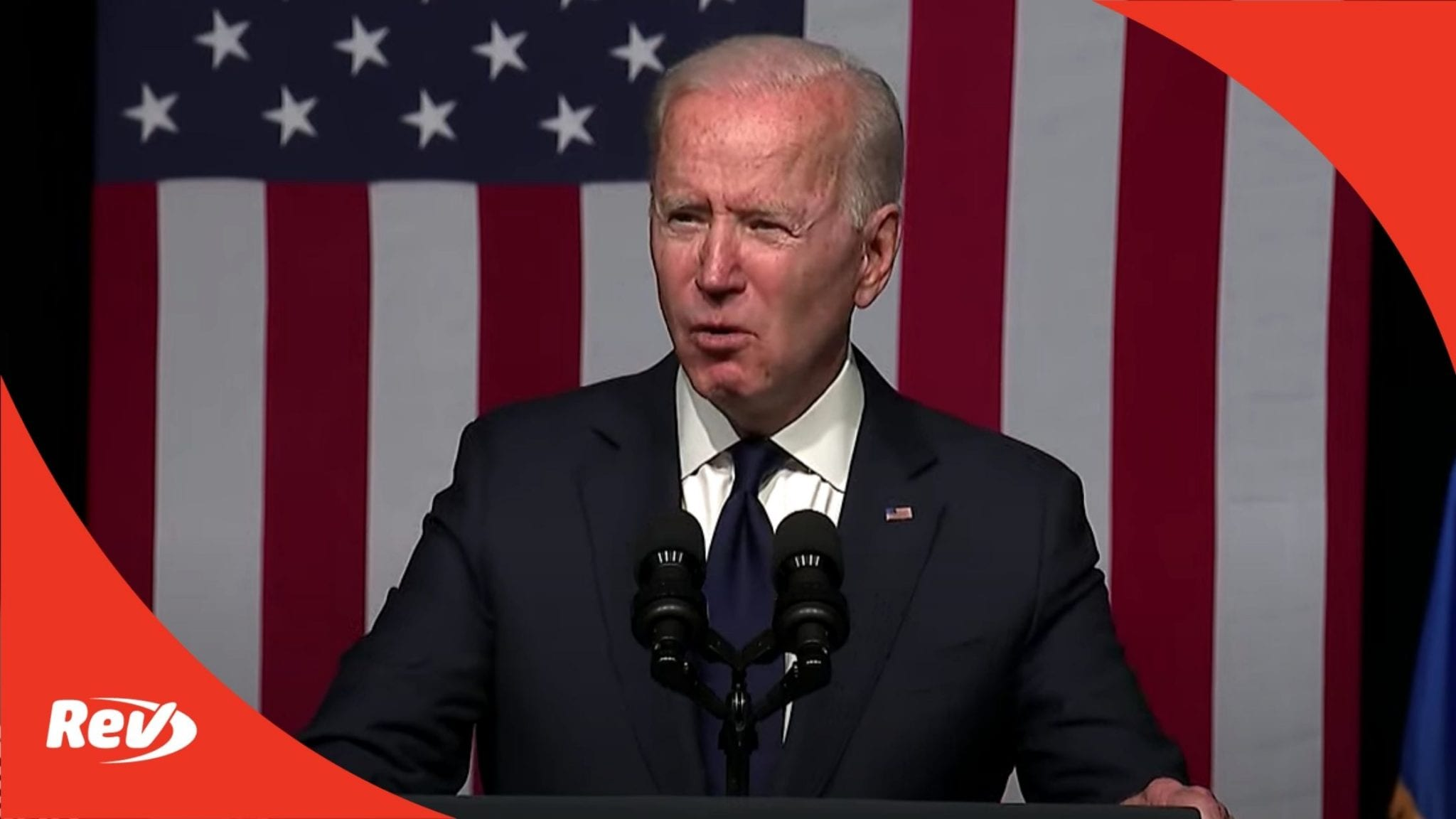 Joe Biden Tulsa Race Massacre Anniversary Speech Transcript