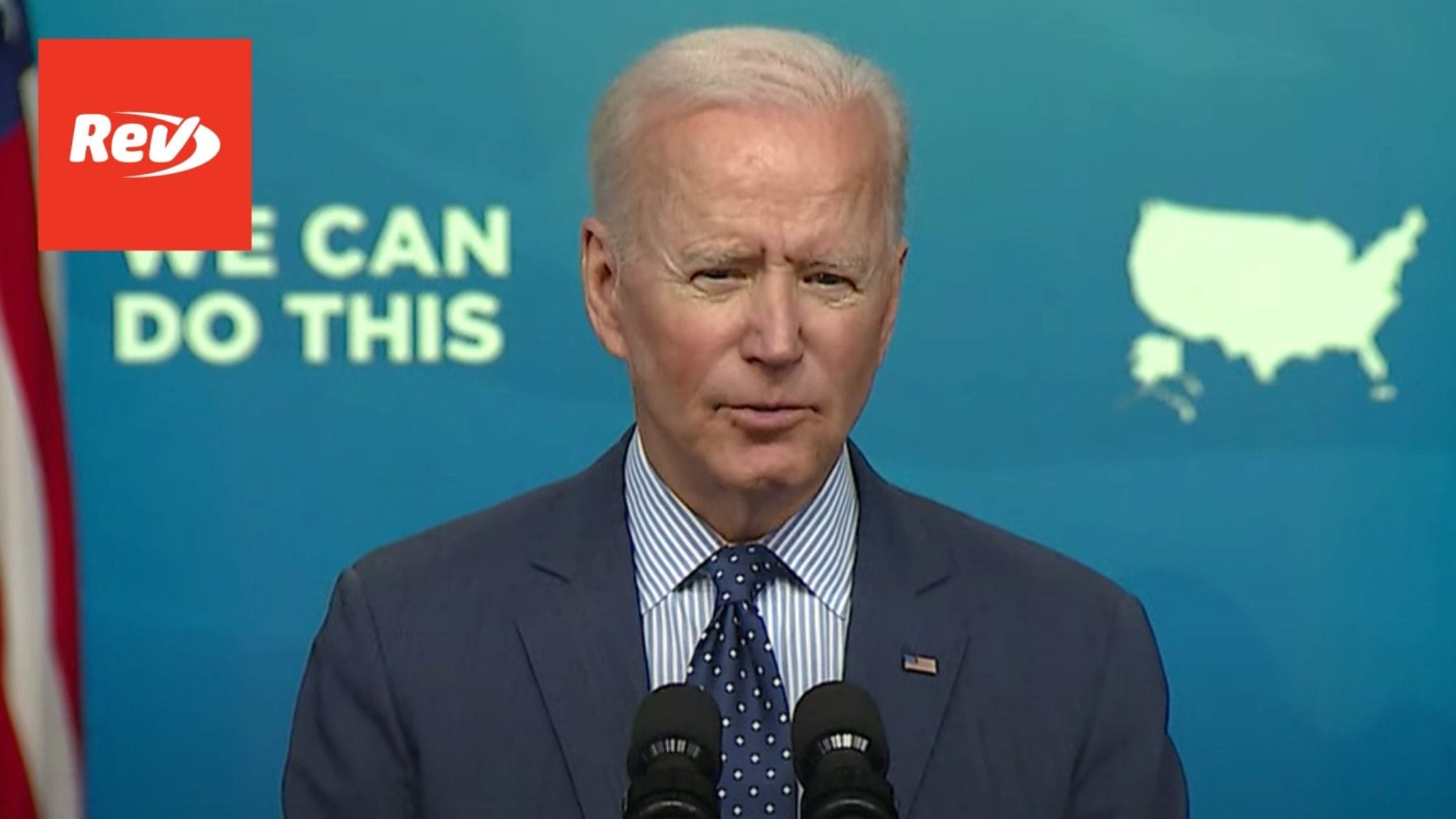 Joe Biden COVID-19 Response & Vaccine Distribution Speech Transcript June 2