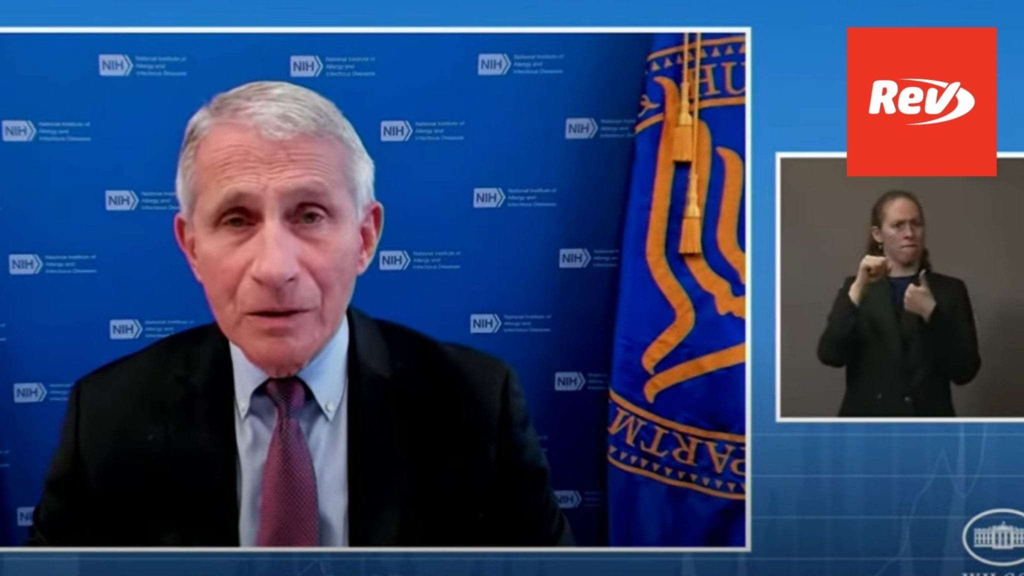 White House COVID-19 Task Force, Dr. Fauci Press Conference Transcript June 3