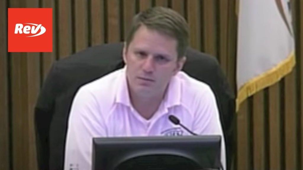 Joel Burns LGBTQ Bullying Speech Transcript 2010