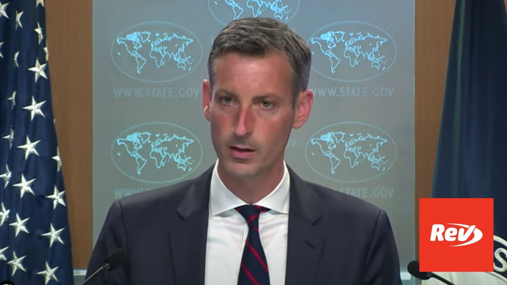 State Department Ned Price Press Conference Transcript July 7