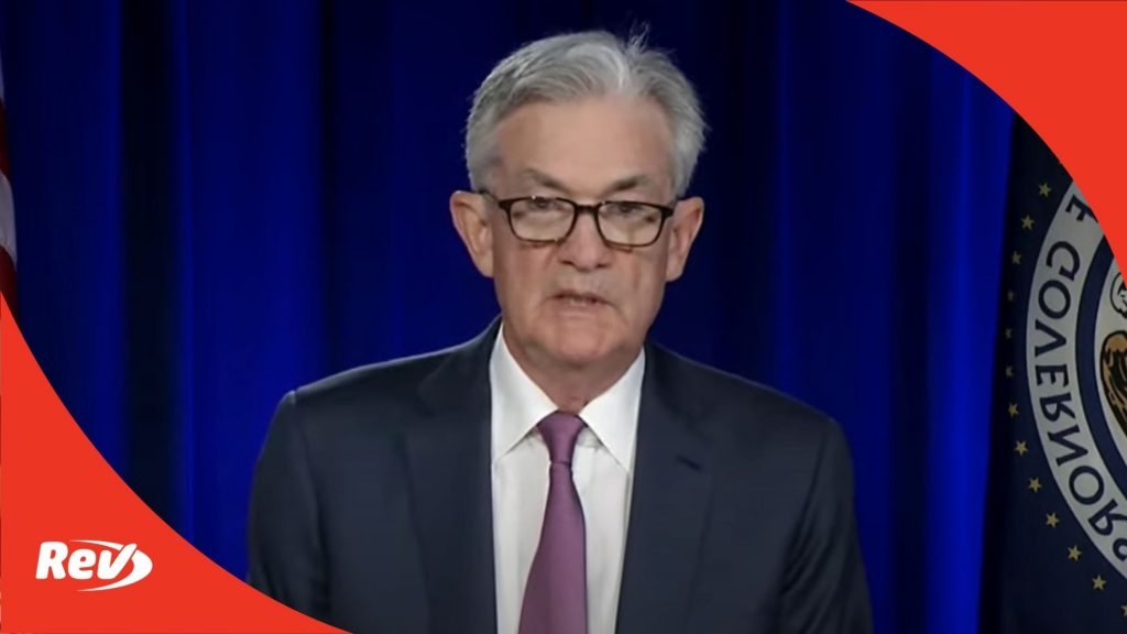 Fed Chair Jerome Powell Press Conference Transcript July 28: Market Update