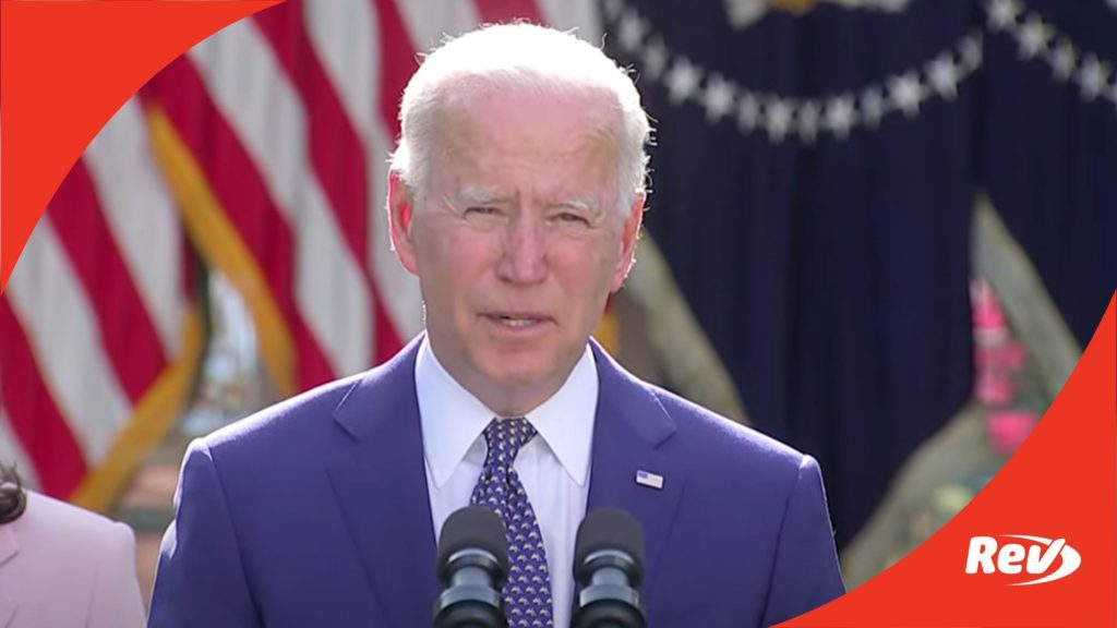 Joe Biden Signs Act to Award Four Congressional Gold Medals to US Capitol Police Speech Transcript