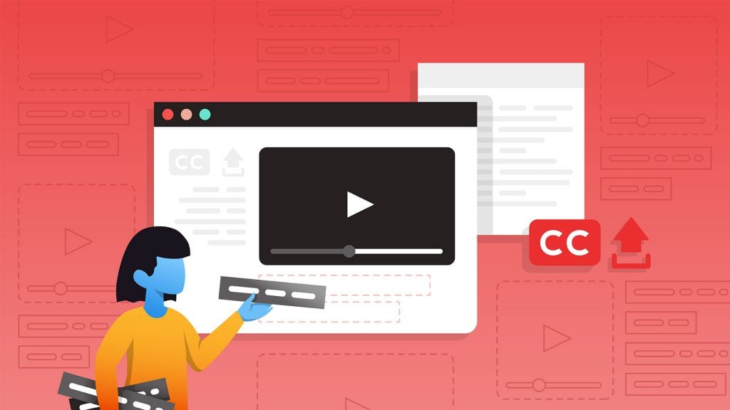 Upload Closed Captions to YouTube Videos