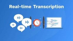 Real-Time Transcription with Rev.ai