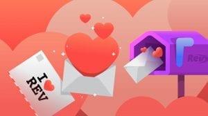 Rev Valentines Day Customer Revver Love