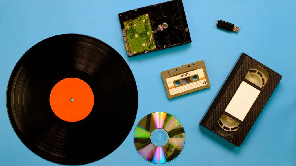 How to Convert Media From Analog to Digital (Film, VHS, Tapes, Cassettes, etc)